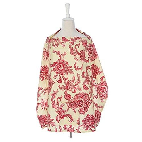 100%coton Classy Nursing Cover large couverture allaitement Tablier infirmiers I