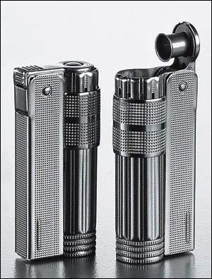 Imco Triplex Sturmfeuerzeug der Klassiker