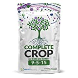 Complete Crop 9-5-15 - The Best All-in-One Plant Food for Vigorous Growth and Better Yields (1000g)