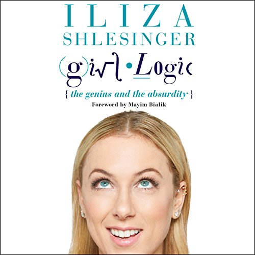 Girl Logic audiobook cover art
