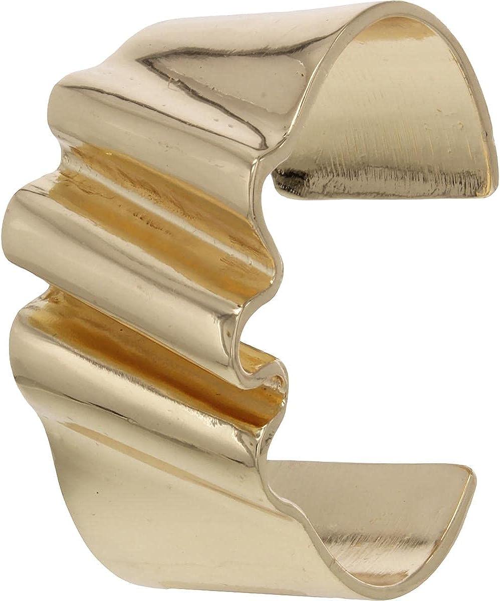 BCBGMAXAZRIA Womens Fashion Designer Cuff Bracelet O/S