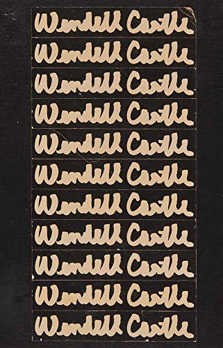 Wendell Castle: Scrapbook 1958–1980