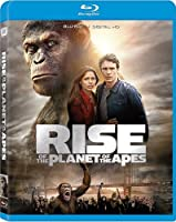 Rise of the Planet of the Apes / [Blu-ray] [Import]