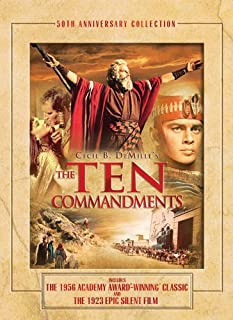 The Ten Commandments: 50th Anniversary Collection