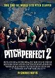 Pitch Perfect 2Póster de la película Tamaño aproximado 11x 8pulgadas