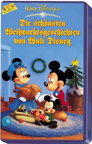 Die schönsten Weihnachtsgeschichten von Walt Disney [VHS]