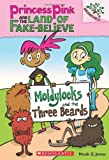 Moldylocks and the Three Beards: A Branches Book (Princess Pink and the Land of Fake-Believe #1) (1)