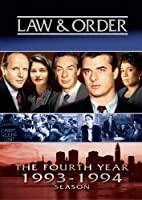 Law & Order: Fourth Year [DVD] [Import]