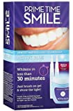 Prime Time Smile Active Blue Teeth Whitening Kit, 0.08 Ounce