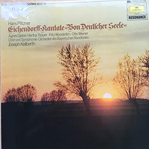 Eichendorff-kantate »Von Deutscher Seele« = Cantate De L'e Allemande [2xVinyl]