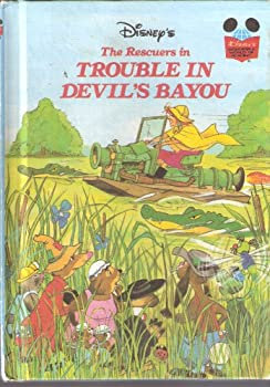 Walt Disney Productions presents the Rescuers in Trouble in Devil's Bayou (Disney's wonderful world of reading) - Book  of the Disney's Wonderful World of Reading