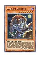 遊戯王 英語版 SOFU-EN083 Danger! Dogman! 未界域のワーウルフ (スーパーレア) 1st Edition