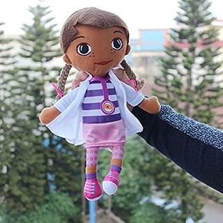New Hot Doc McStuffins Doctor Girl Plush Doll Cute Toy X'Mas Gifts U