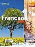 L'écume des lettres 1ère - Livre élève - Ed. 2019