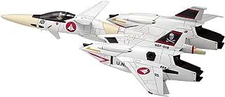 ウェーブ 超時空要塞マクロス VF-4 ファイター形態 1/72スケール 全高約21cm 色分け済みプラモデル MC057