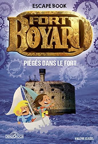 Fort Boyard – Escape book 3 – Livre-jeu avec énigmes – Dès 8 ans (3)