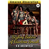 Amazon Absorption III. Sizzling Sisters of Giantess Smash (English Edition)