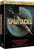 Spartacus-L'intégrale de la série : Le Sang des Gladiateurs + Les Dieux de l'arène + Vengeance + La Guerre des damnés