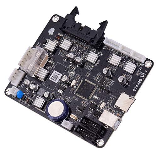 Aibecy ET4 3D Drucker Upgrade Motherboard Steuerplatine Ultra Quiet Mainboard 32Bit 256 Unterteilungsunterstützung Offline-Update Fortsetzen der Druckfilamenterkennung