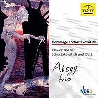 Hommage a Shostakovich: Piano Trios