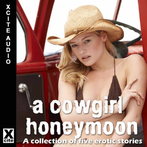 Cowgirl Honeymoon audiobook cover art