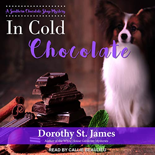 In Cold Chocolate audiobook cover art