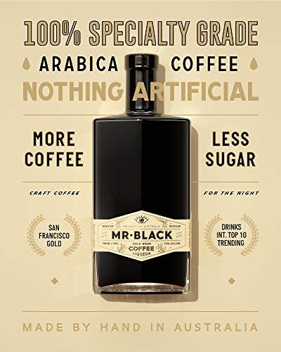 Mr Black Cold Brew Kaffeelikör - 2
