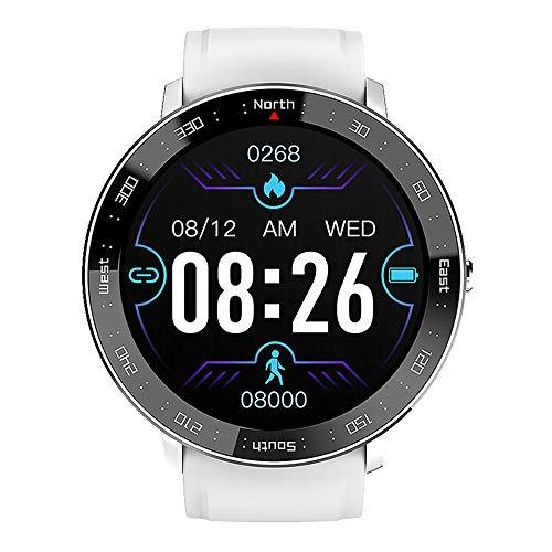 Smartwatch Hombre Mujer, Reloj Inteligente con Pulsómetro, Cronómetros, Calorías, Monitor de Sueño, Podómetro Pulsera Actividad Inteligente Impermeable IP67 Smartwatch Reloj Deportivo para Android iOS