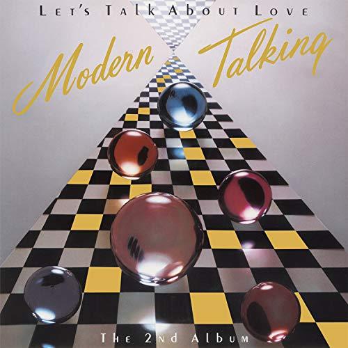 Let's Talk About Love [180 gm LP Coloured Vinyl] [Vinilo]