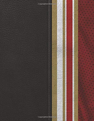 Team Colors Lined Journal.: Perfect for keeping records of wagers, or...