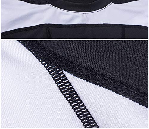New Fitness Suit Mens T-Shirt Solid Training Short Sleeve Sportswear