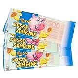 Cool Süße Scheine Esspapier | 24 Geldscheine im Flowpack (14g) | 12 Packungen im Tray (1 x 168 g)