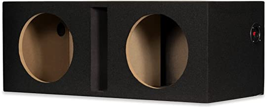 Goldwood E-10D 10 Dual Vented Trunk Box Speaker Cabinet