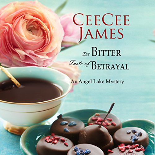 The Bitter Taste of Betrayal audiobook cover art