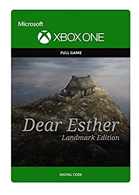 Dear Esther: Landmark Edition [Xbox One - Download Code]