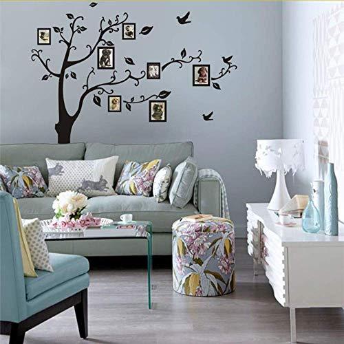 Het säljande fotoram träd tv soffa bakgrund väggklistermärken vardagsrum dekoration hem dekaler kontor affischer väggmålning konst