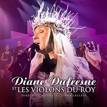 Diane Dufresne et Les violons du Roy
