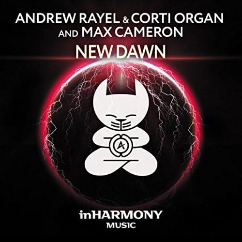 Andrew Rayel, Corti Organ & Max Cameron
