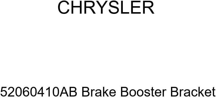 Cheap mail order sales Genuine Chrysler 52060410AB Booster Bracket Brake Max 44% OFF