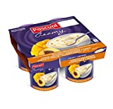Pascual Yogur Cremoso - Paquete de 4 x 125 gr - Total: 500 gr