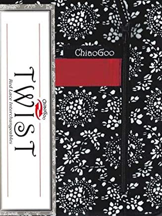 ChiaoGoo TWIST 红色蕾丝可互换部件 Small: 2 US - 8 US unknown
