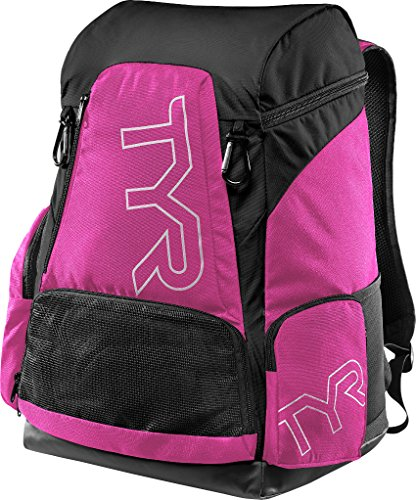 TYR Alliance Team Backpack - NEW 2017 - 45L - Pink/Black