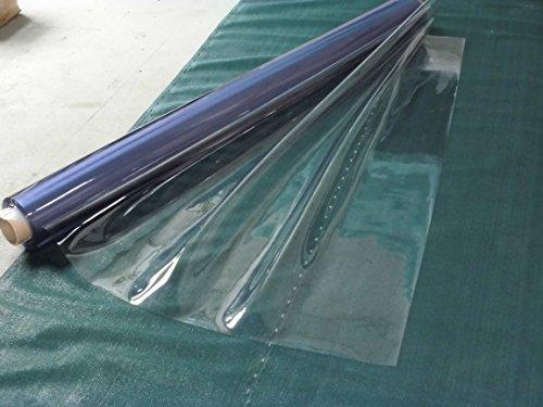 Vinistar PVC Klarsichtfolie 0,5 mm 8,48 €/m² 1,37 m Breit Meterware