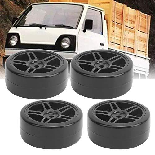 WMKD Neumáticos de Goma RC, neumáticos RC fáciles de Instalar Que Pueden Mejorar la Apariencia de los vehículos RC Excelente Acabado y Estilo vehículos RC para Coches RC