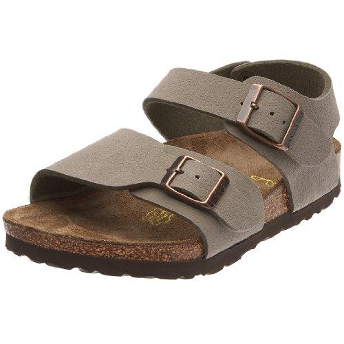Birkenstock New York Birko - Zapatos sin cordones, Beige, 33