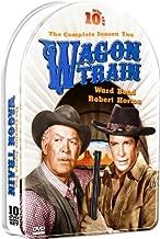 Wagon Train: Season 2 in a Collectible Embossed Metallic Tin! Set!