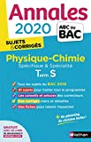 Annales ABC du BAC 2020 Physique-Chimie Term S