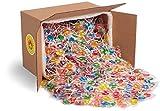 10. Candy Creek - Classic 10 Flavor Lollipop Variety: 9 Fruit Flavors + Root Beer [Bulk 18 lb Carton: about 1050 Pops]