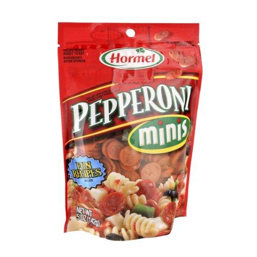 Horml Mini Pepperoni - 5oz