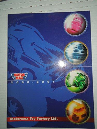 2000/2001 Motormax Catalogue